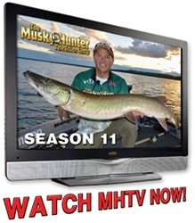The Musky Hunter TV - 2017 - Episode 2 - Game Plan - Musky